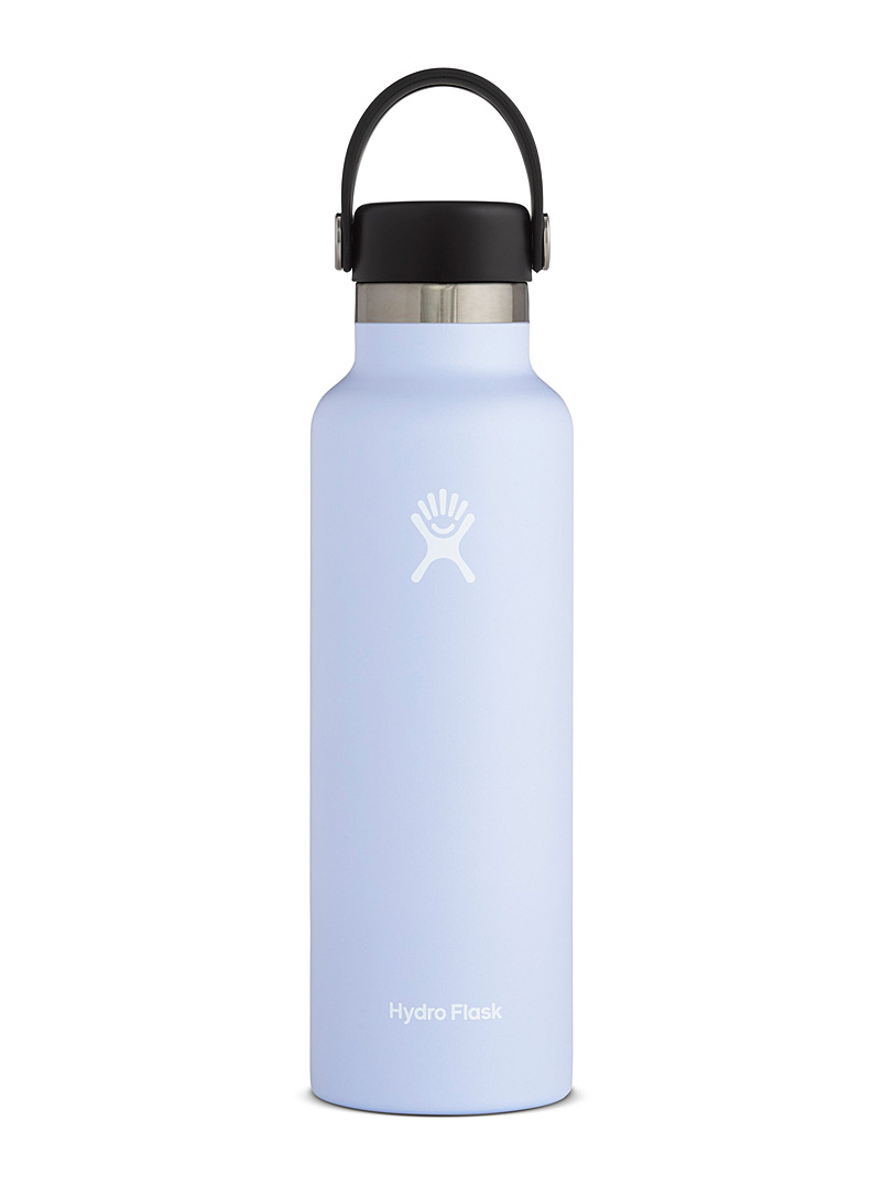 Hydro Flask Baby Blue Standard Mouth practical bottle for women