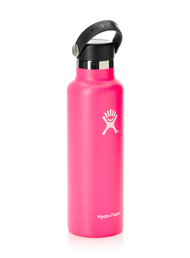 Standard Mouth practical bottle - Assorted accessories - Pink