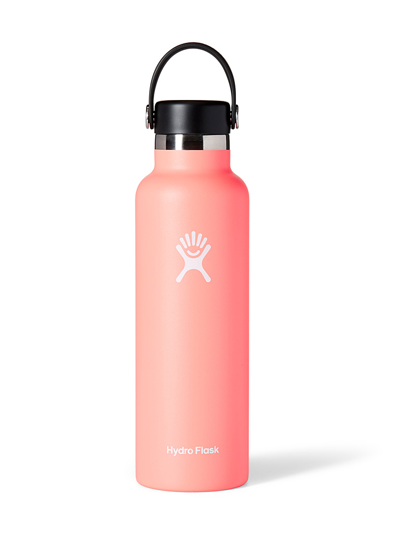 Hydro Flask Coral Standard Mouth practical bottle for women