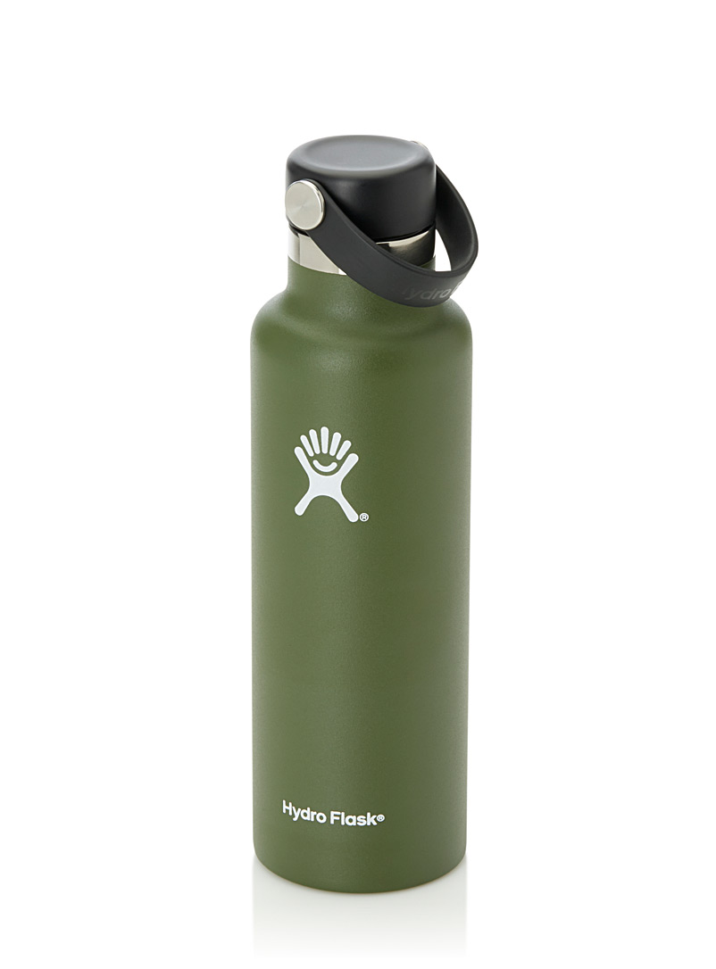 Standard Mouth bottle - Assorted accessories - Khaki