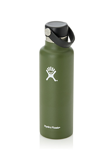Forest green Standard Mouth practical water bottle