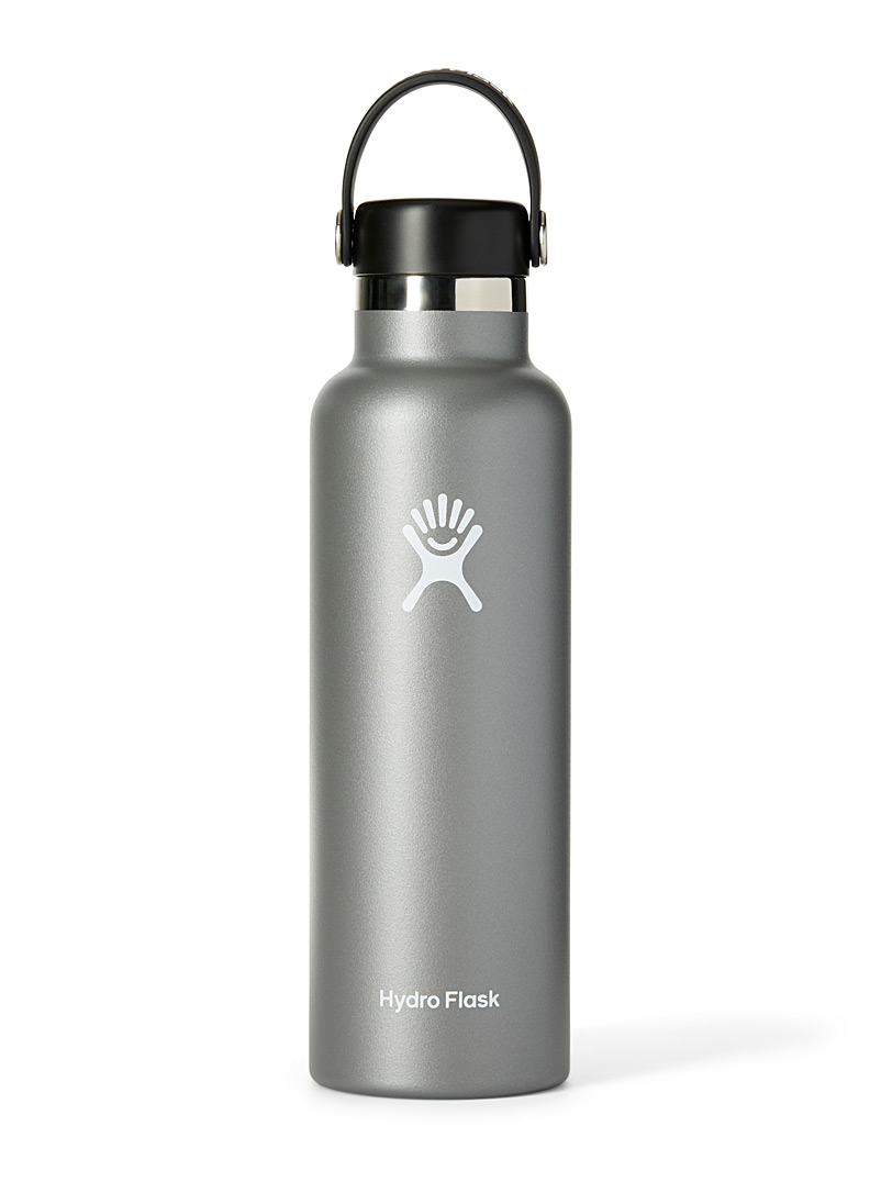 Hydro Flask Marine Blue Standard Mouth bottle for men
