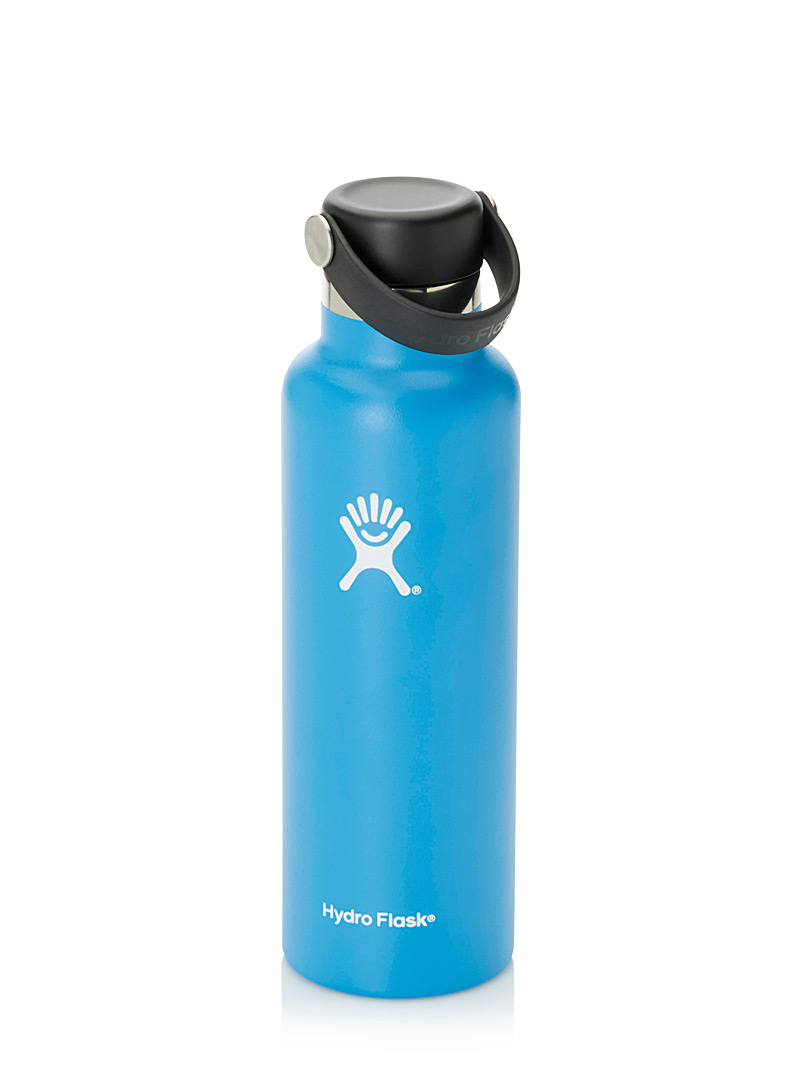 Standard Mouth bottle - Assorted accessories - Blue
