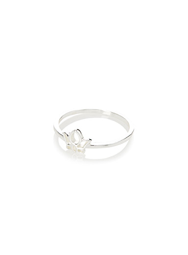 La bague Enlighten argent