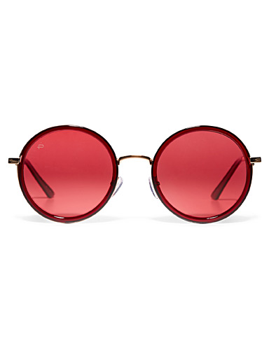 The Street round sunglasses