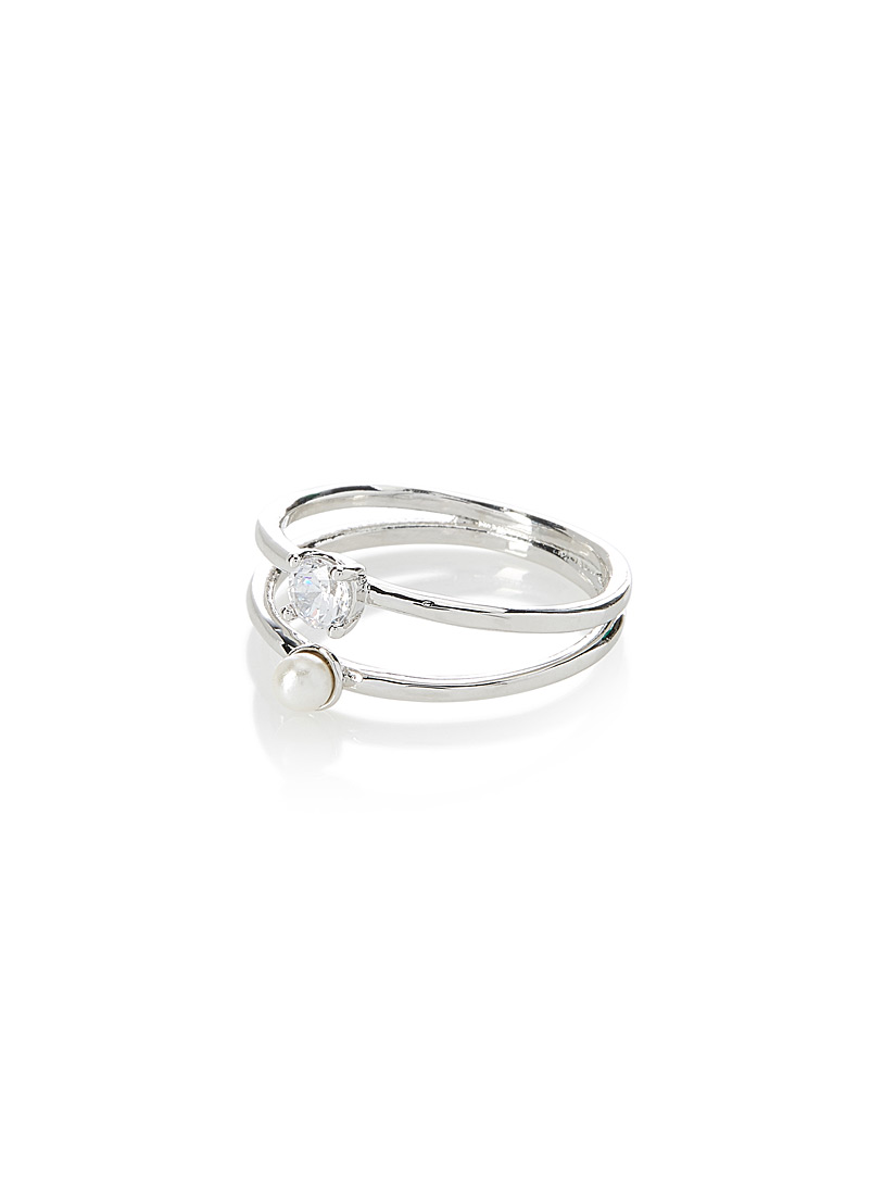 faceted-stone-and-pearl-ring