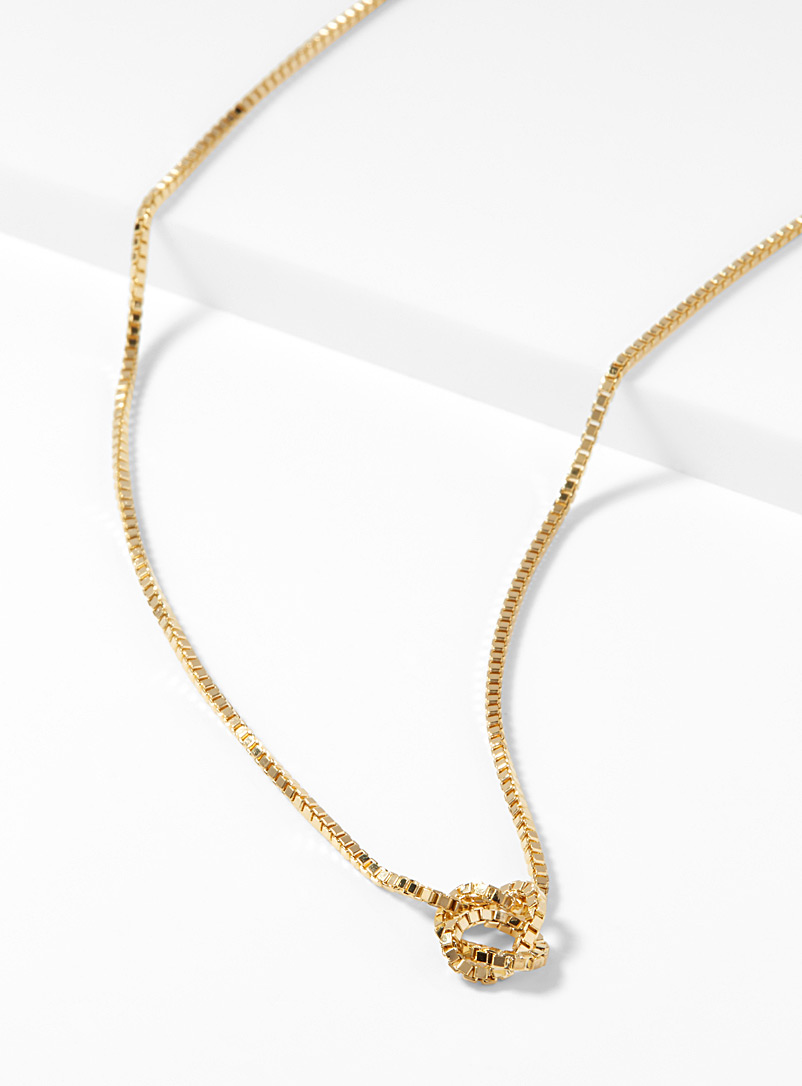le-collier-chaine-nouee