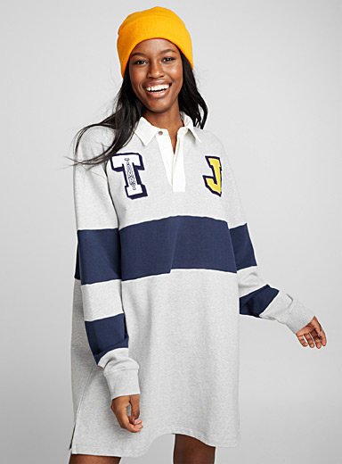 La robe sweat rugby TJ