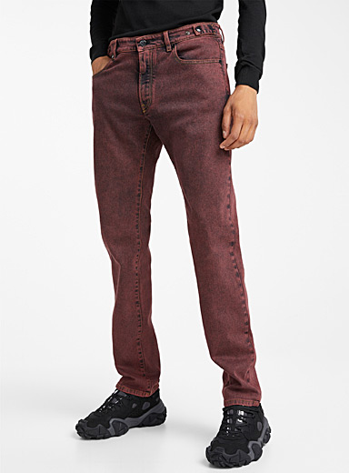 Le jeans Stone Brushed
