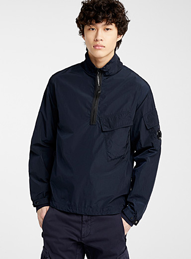 La surchemise Chrome Half Zip
