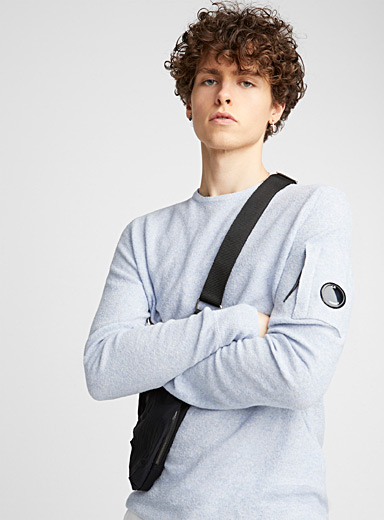 Le pull Terry