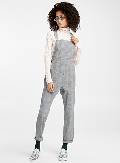 Serial check overalls