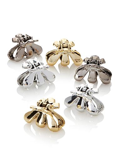 Sophisticated claw clips  Set of 6