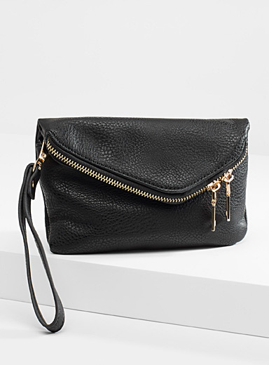 Shimmering chain clutch