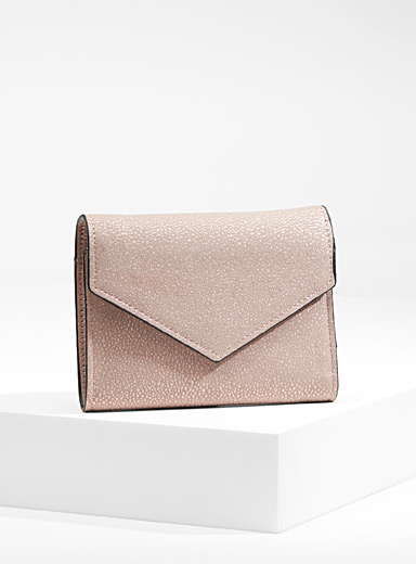 Metallic envelope wallet
