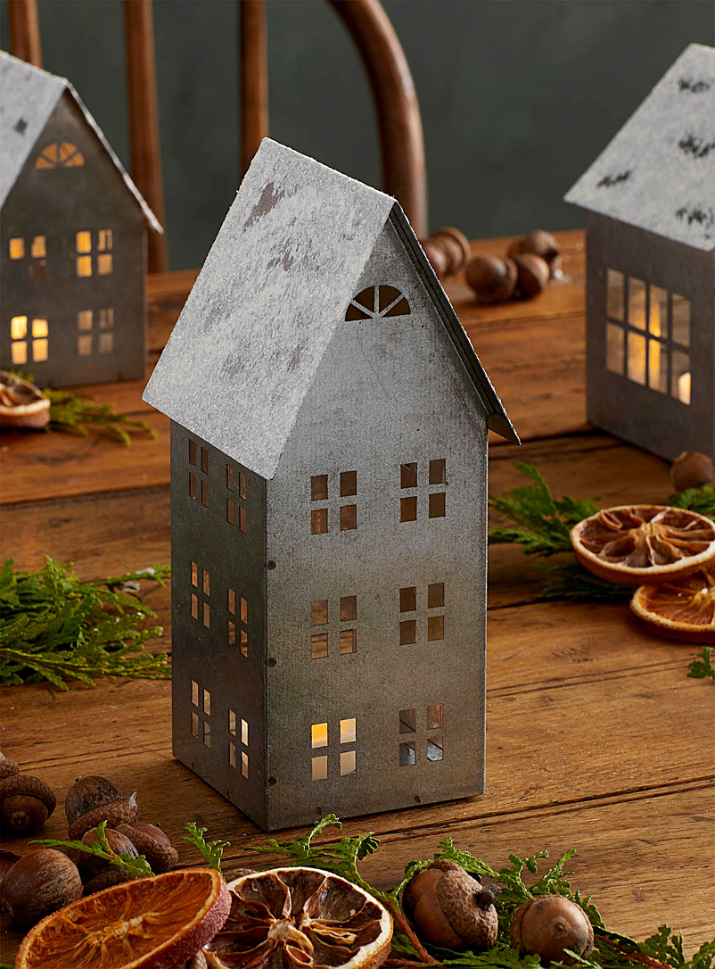 Simons Maison Assorted Warm house candle holder