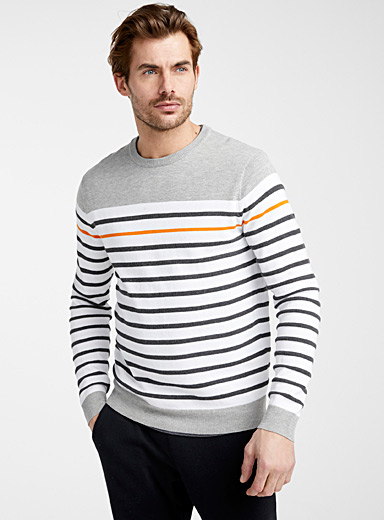 Neo sailor stripe sweater