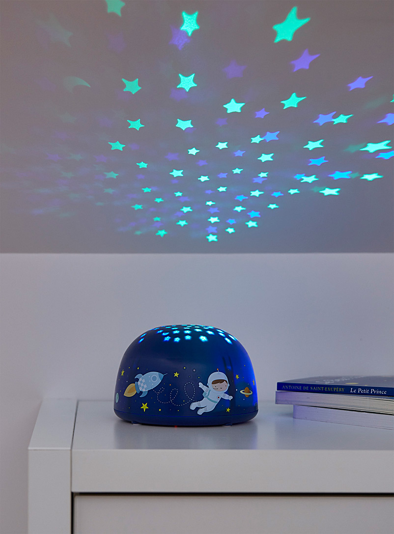 Intergalactic voyage projector lamp