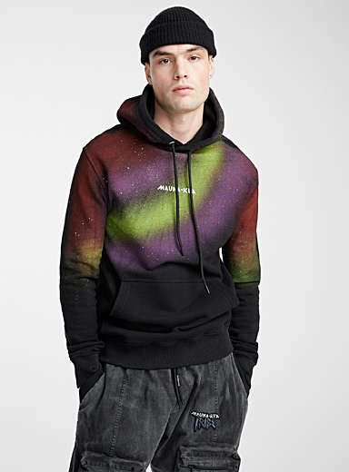 Mauna-Kea Assorted Star System hoodie for men