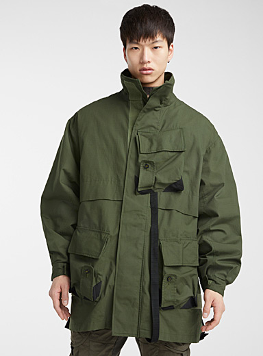 Various Field parka