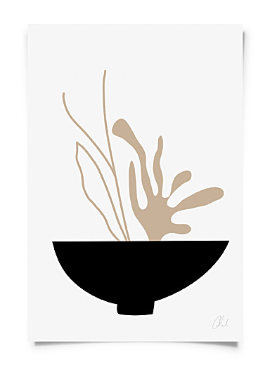 Ikebana poster <br>2 sizes available