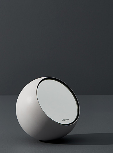Roundabout mirror