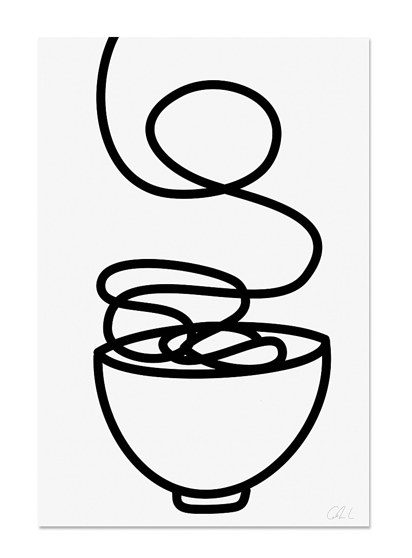 noodles-poster-br-2-sizes-available