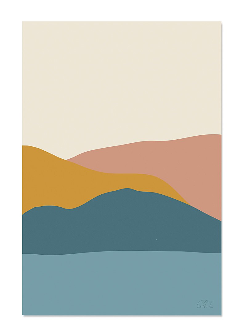 Catherine Lavoie Assorted Fall art print 2 sizes available