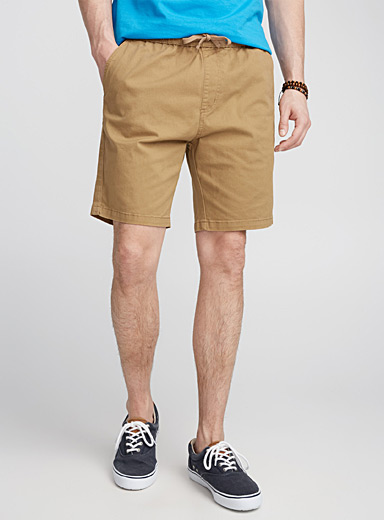 Athletic chino Bermudas