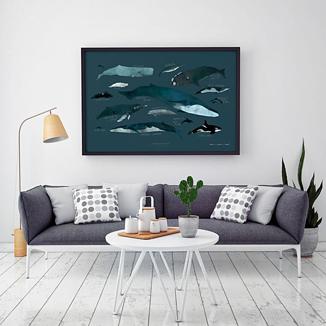 whale-art-print-2-sizes-available