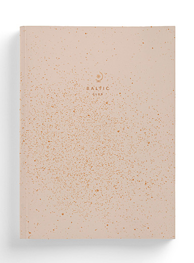 Cosmic large notebook