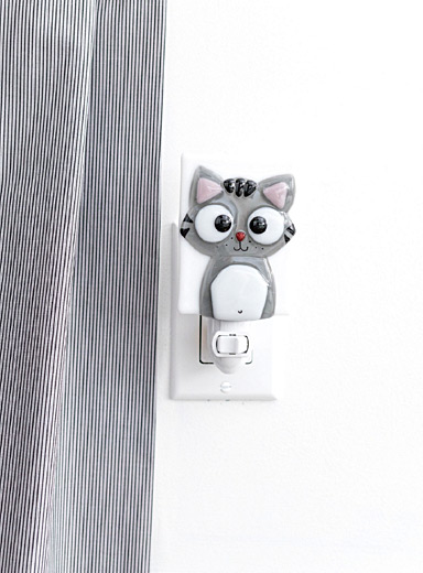 Ferguson the cat nightlight