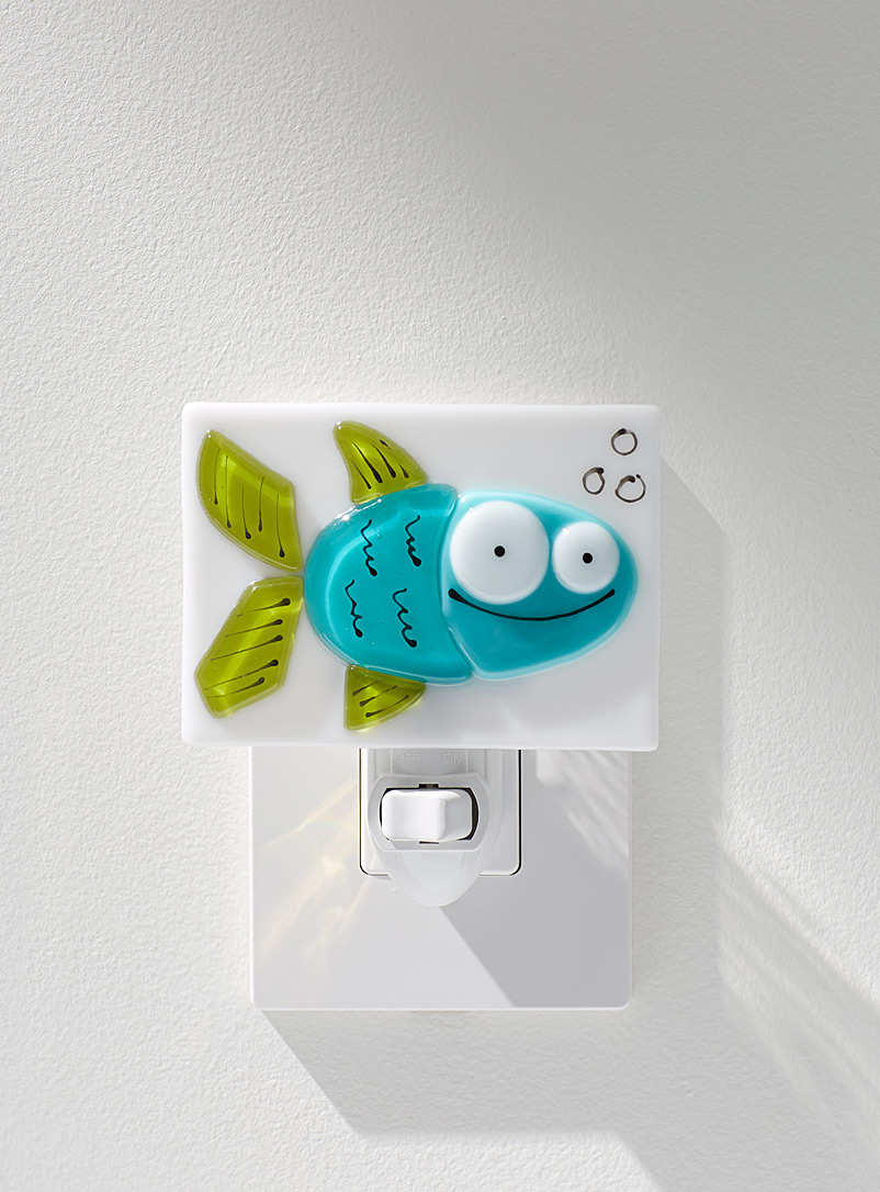 Veille sur toi Assorted Jim the fish nightlight