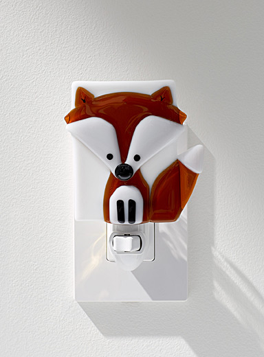 Gaspard the fox nightlight