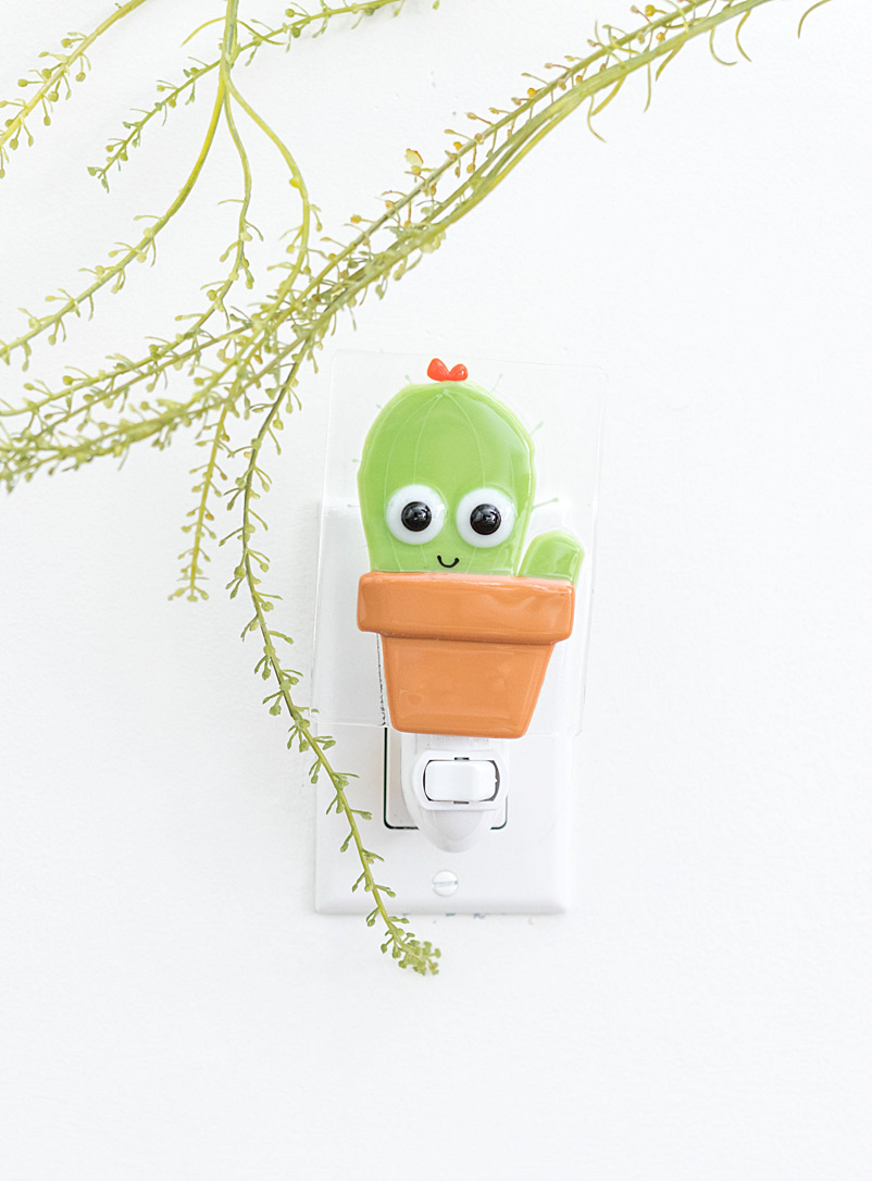 Veille sur toi Assorted Gus cactus nightlight