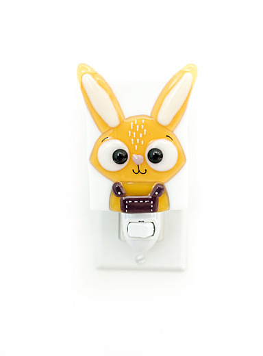 Marcel the rabbit nightlight