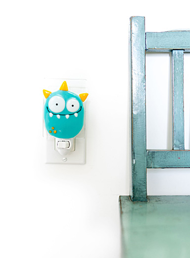 Sweet monster Lucien-Gilles nightlight