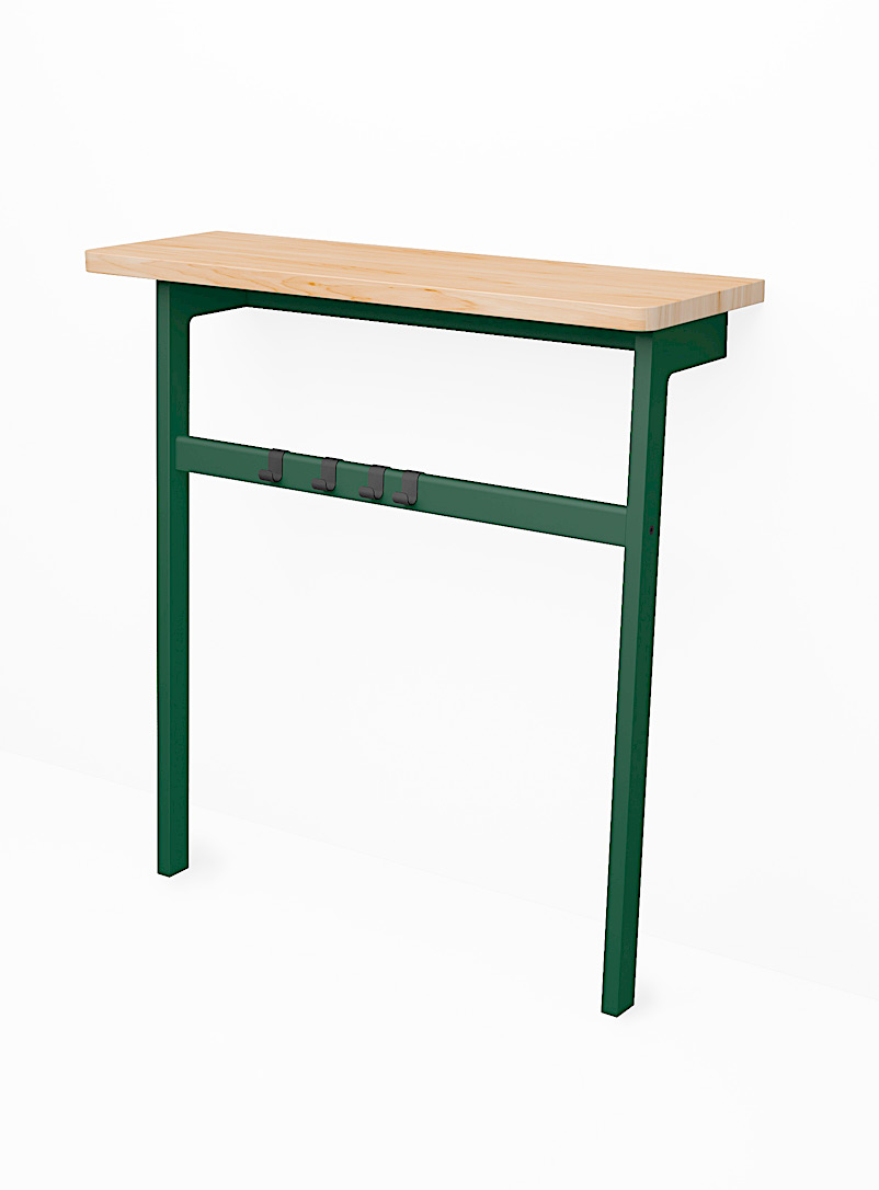 C5 console table - Us & Coutumes - Green