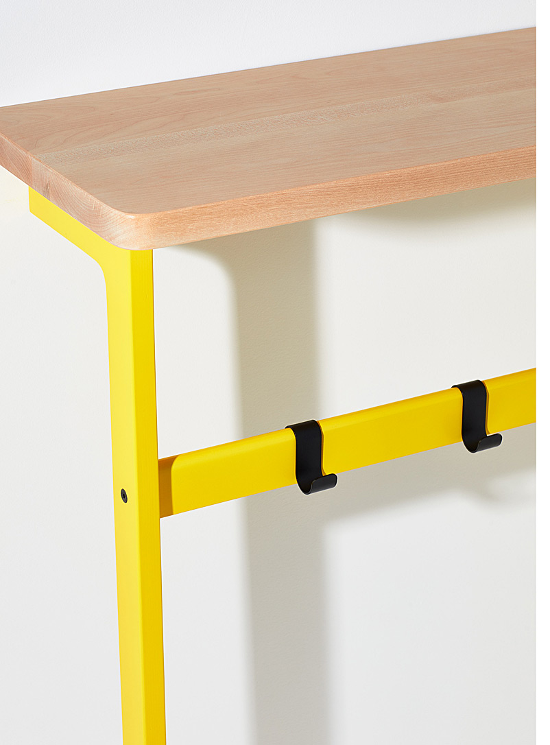 C5 console table - Us & Coutumes - Medium Yellow