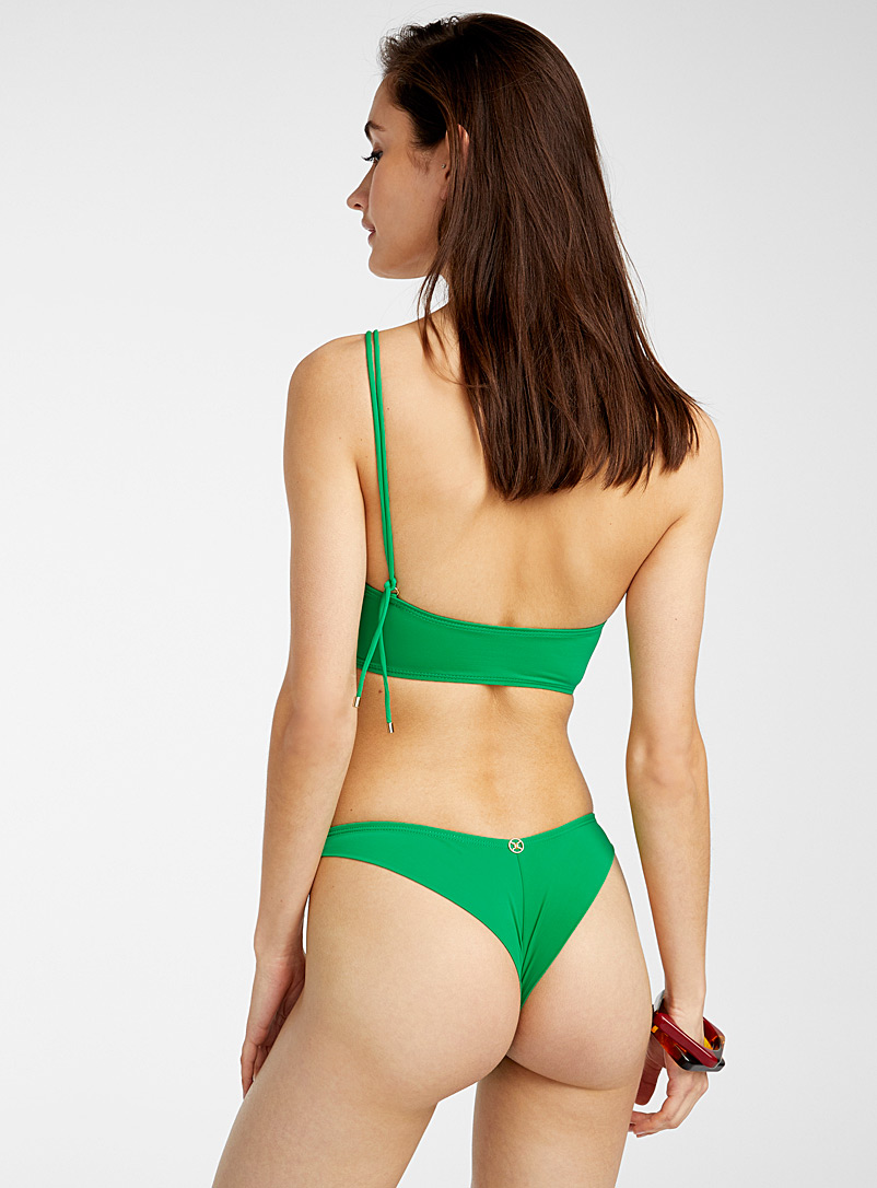 Vix Green Green cheeky bottom for women