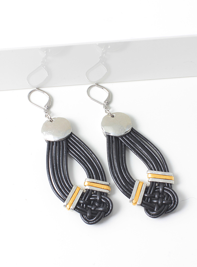 Anne-Marie Chagnon Assorted Sylviane earrings