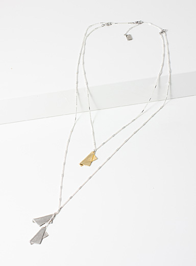 Anne-Marie Chagnon Assorted Ganael necklace