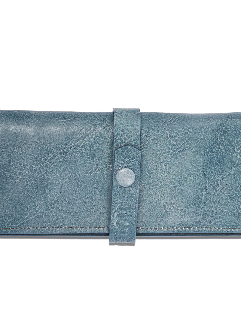 HotelMotel Blue Queen wallet