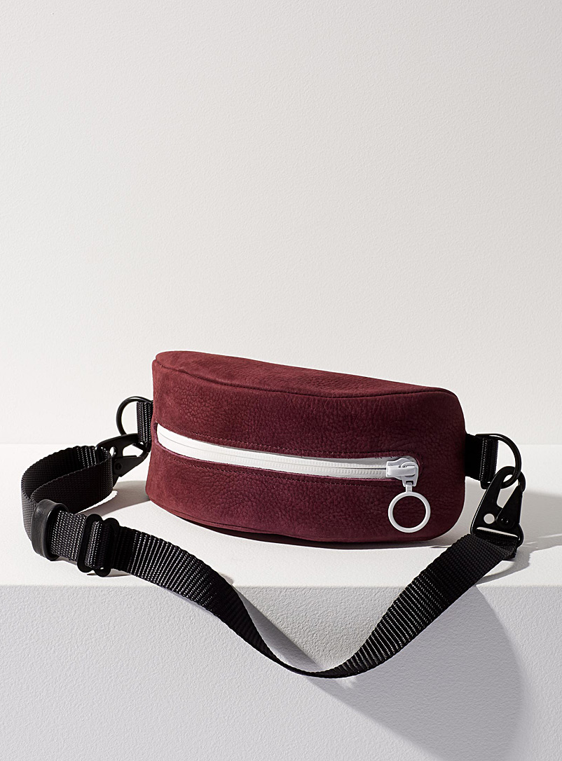 HotelMotel Ruby Red Taco belt bag
