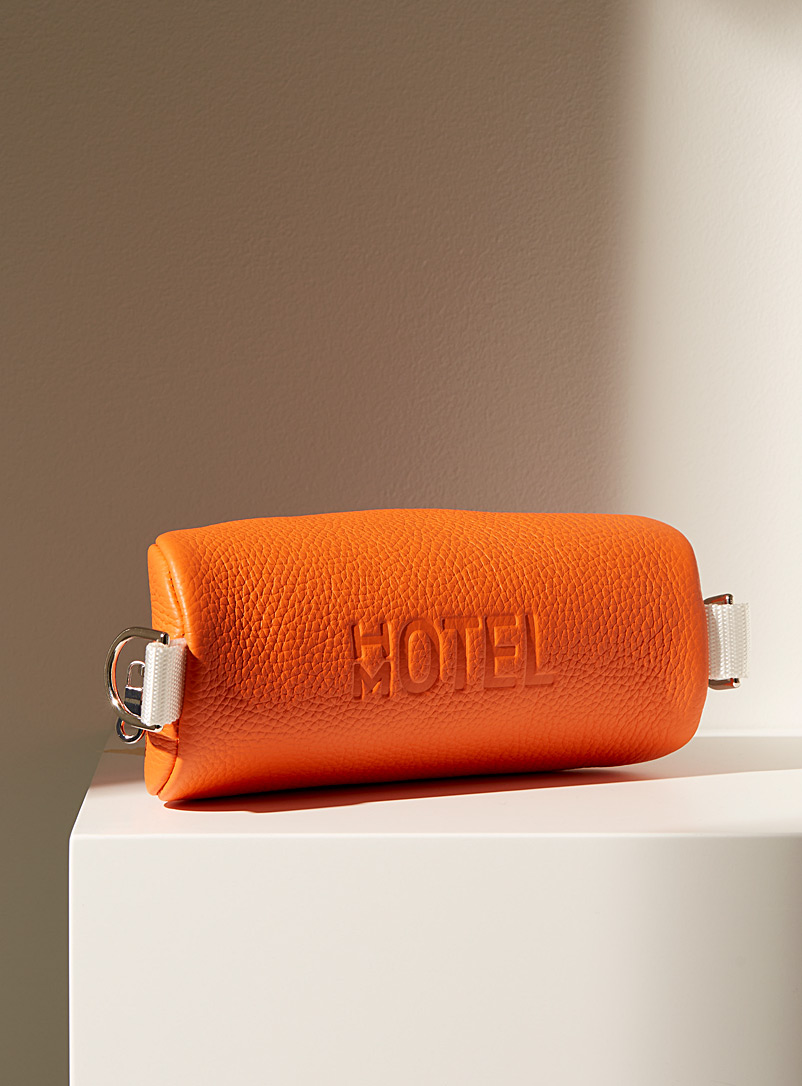 Taco belt bag - HOTELMOTEL - Orange