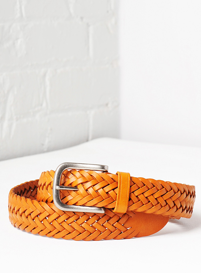 Uppdoo Fawn Venice leather belt