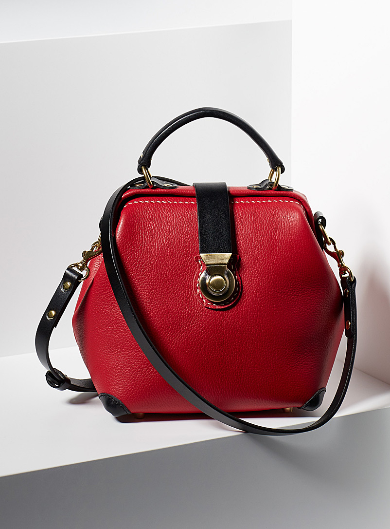 Wonder large bag - Uppdoo - Cherry Red