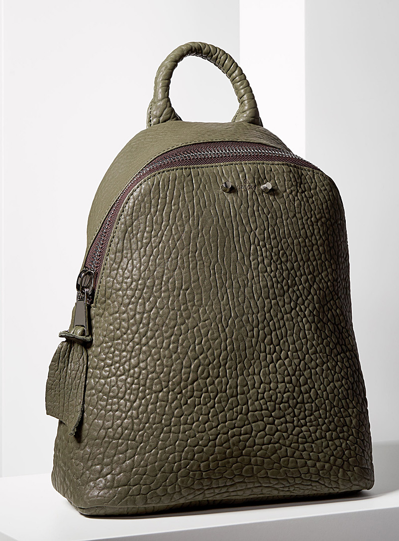 Uppdoo Khaki Journey backpack