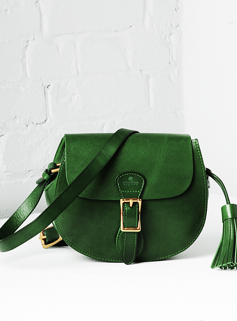 Vive saddle bag - Uppdoo - Green