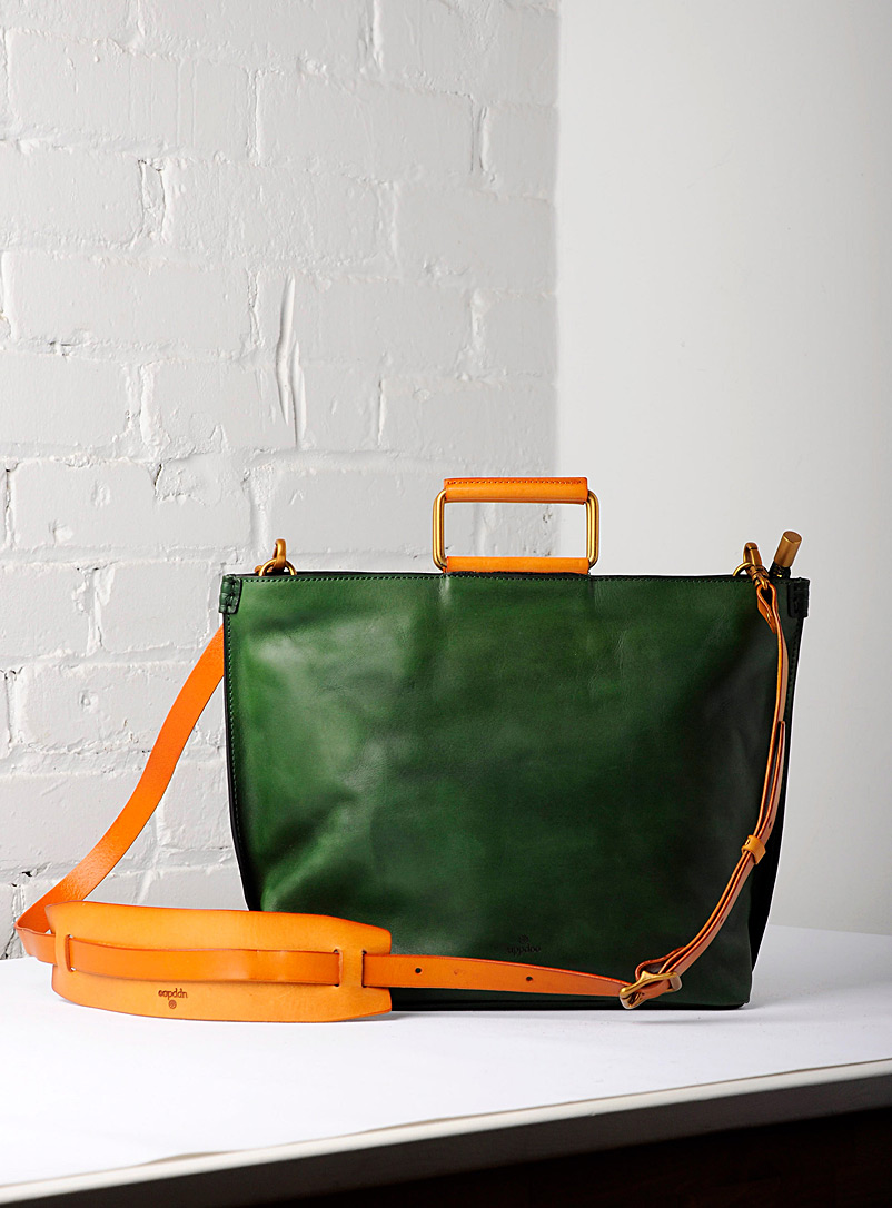 Joy tote - Uppdoo - Green